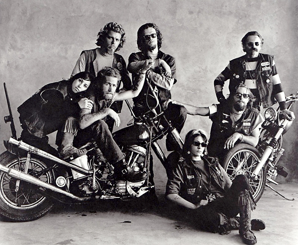 top 10 Motorcycle Club ( USA ) | machofashion