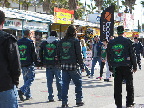 Top 10 Motorcycle Club ( USA )